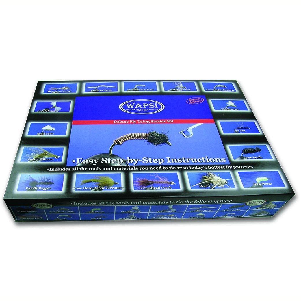 Wapsi Deluxe Fly Tying Starter Kit by Wapsi