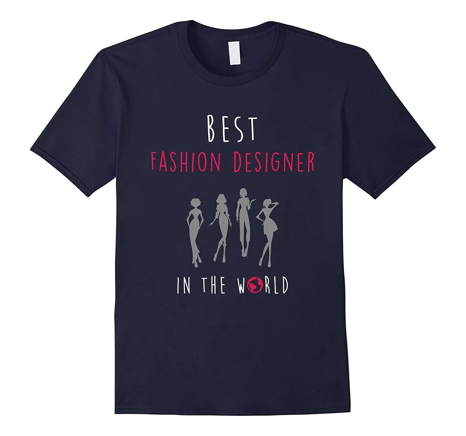 Best fashion designer in the world tshirt-PL
