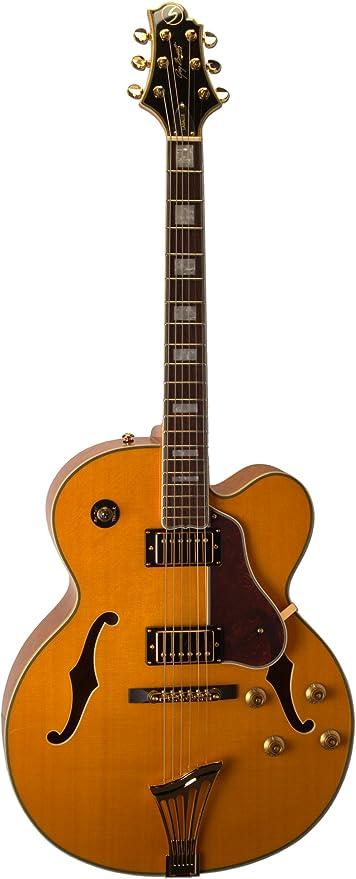 Samick Greg Bennett Design JZ2Antique Natural Guitarra Eléctrica ...