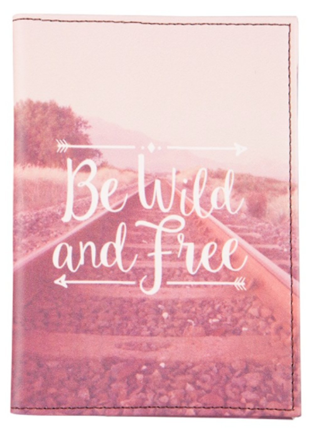 """And So The Adventure Begins"" Passport Holder - Sass & Belle Collection - Wanderlust Adventure"