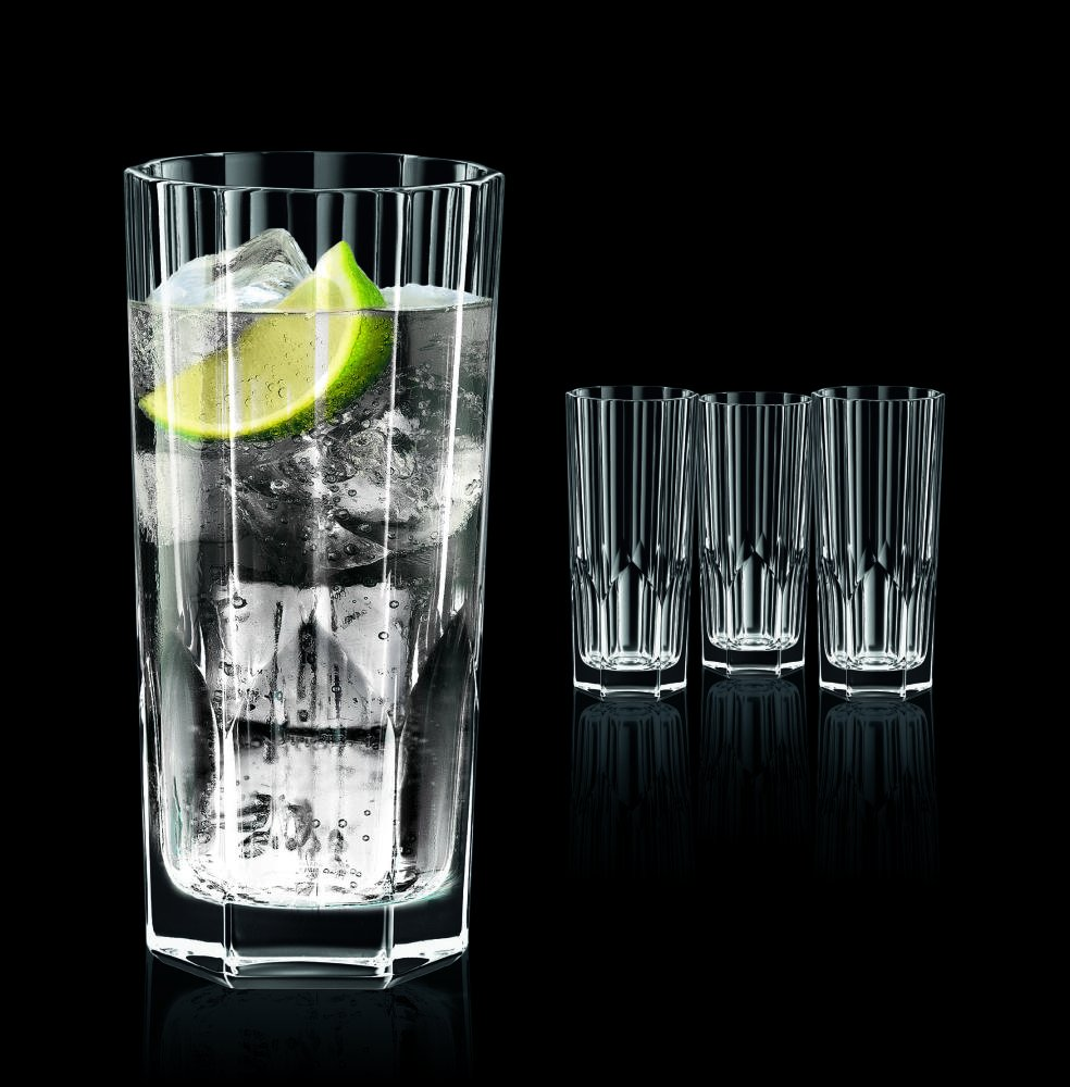 Nachtmann Aspen Long Drink Glass Set of 4