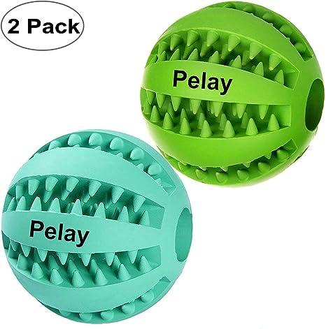 dingtai juguete pelota para perros diente de limpieza pelotas de ...