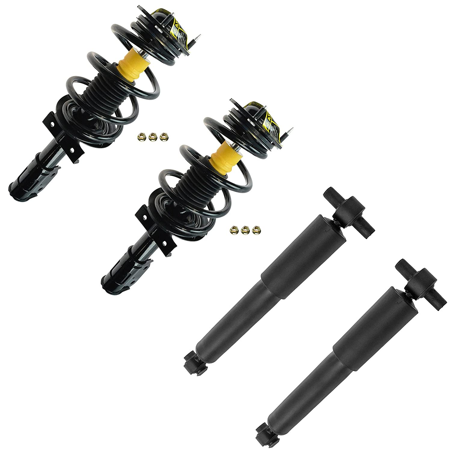 How to pump out shock absorbers