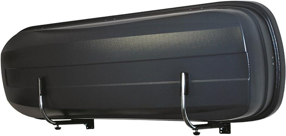 Lanco Automotive Wandhalter Space Pro Li 1301 Zwei Stück Stabile Ausführung Einfache Montage Platzsparend Einklappbar Made In Eu Chrom Schwarz Set Of 2 Auto