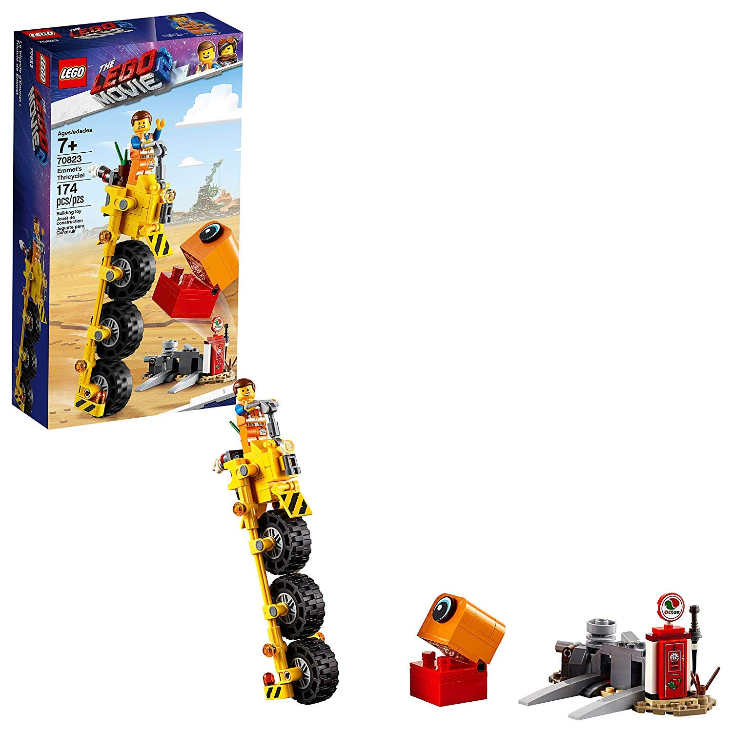 LEGO EmmetS Thricycle