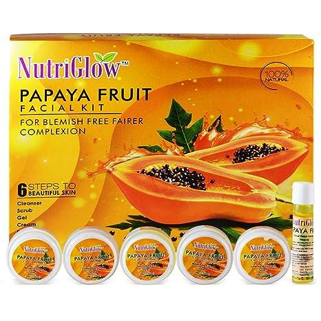 Cleanser facial fruit natural vegetable