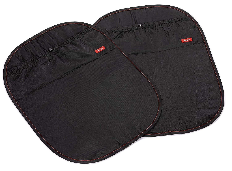 Diono Two2Go Car Seat Protector Super Mat Black