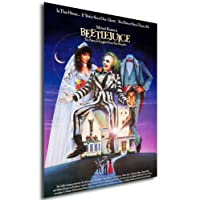 Instabuy Poster Beetlejuice - Affiche - A3 (42x30 cm)