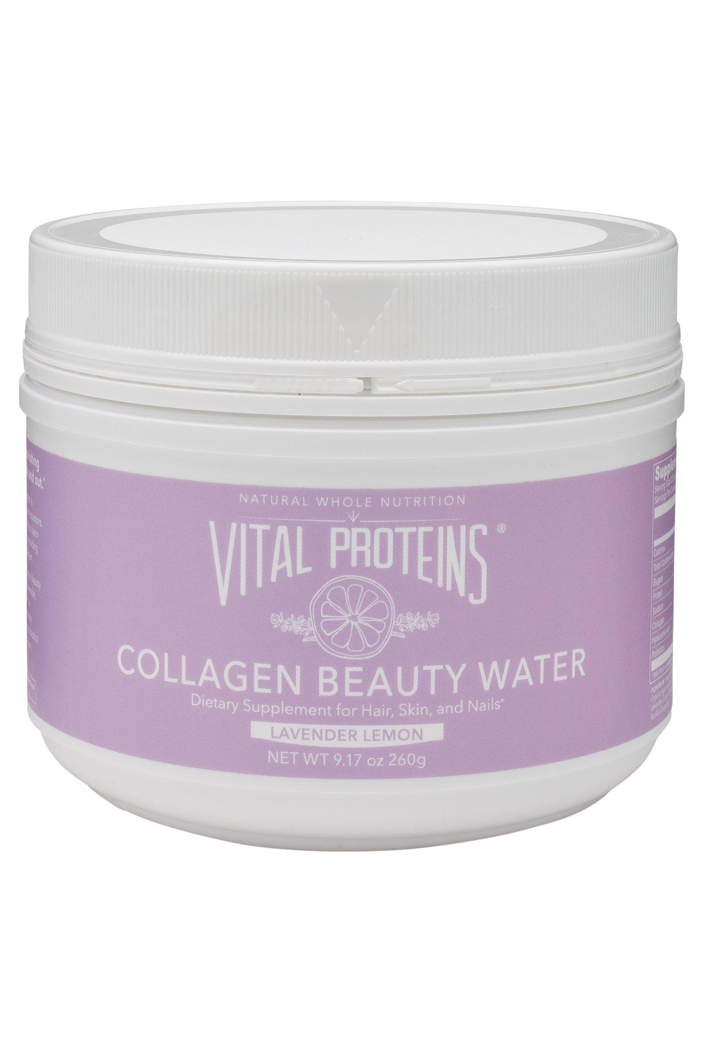 Vital Proteins Collagen Beauty Water (Lavender Lemon, 9 oz)