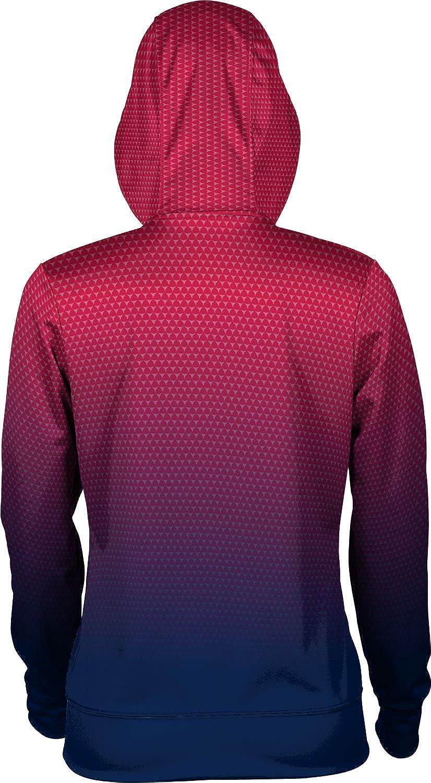 Zoom ProSphere Dixie State University Girls Pullover Hoodie School Spirit Sweatshirt