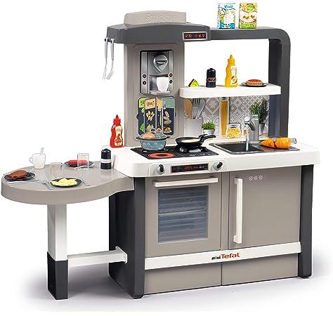 Cocinita de juguete Studio XL con accesorios (Smoby 311028): Amazon.es: Juguetes y juegos