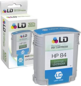 LD Remanufactured Ink Cartridge Replacement for HP 85 C9428A (Light Cyan)