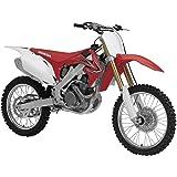 Honda CRF250R 2008 1:12 Scale Diecast Motorcycle by Newray