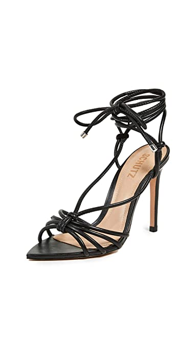 92bdc78b108 Amazon.com  SCHUTZ Women s Meela Strappy Sandals  Shoes