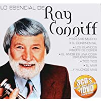Lo Esencial de Ray Conniff [3CDs y 1 DVD]