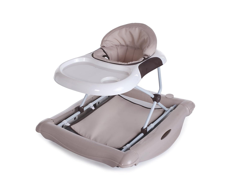 Babyco - Andador de bebé con balancín (beige): Amazon.es: Bebé
