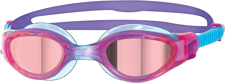 Zoggs Phantom Elite Mirror Gafas de natación, Unisex-Youth