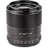 VILTROX 56mm F1.4 f/1.4 Autofocus E Lens for Sony E Mount a6300 a6400 a6500 a6600 a7 a7S a7c a7Ⅱ a7RⅡ a7SⅢ a7Ⅲ a7RⅢ a7RⅣ