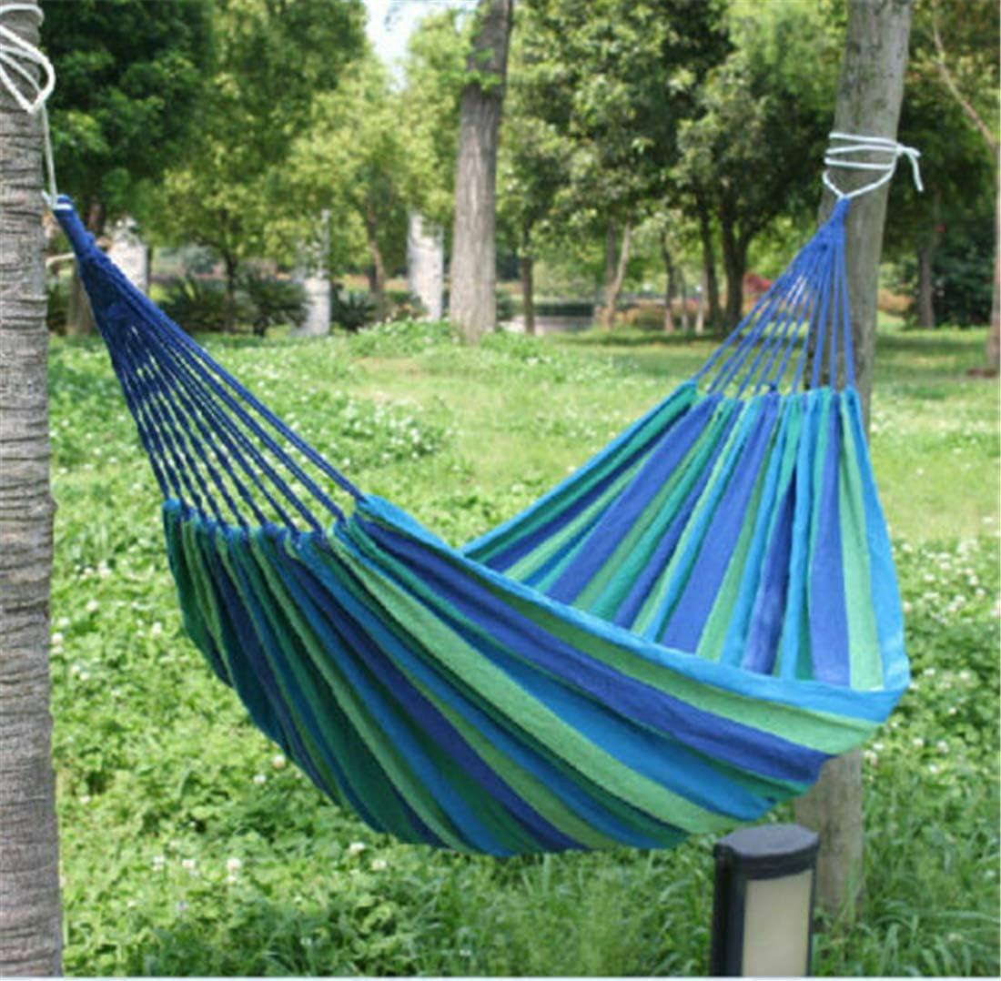 para Viajes de Senderismo al Aire Libre E5SK.Apo Port/átil al Aire Libre Camping Garden Beach Travel Beach Swing Bed Tree Colgante Hamaca suspendida