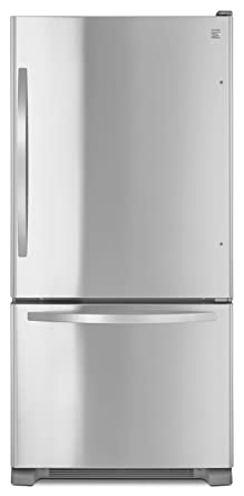 Ordinaire Wide Bottom Freezer Refrigerator In Stainless Steel, Includes