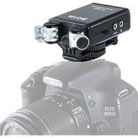 BOYA BY-SM80 Passfilter Estéreo Micrófono ajustable de condensador