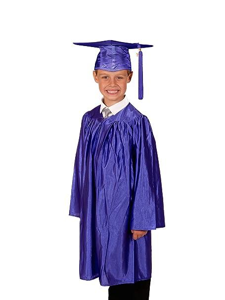Graduation Attire - Abrigo - para niño Morado Morado (Medium: Amazon.es: Ropa y accesorios