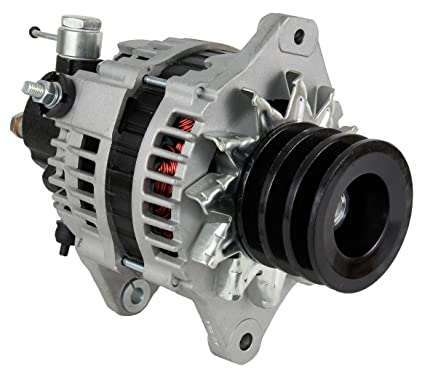 amazon com new alternator fits 03 06 chevrolet gmc truck w series rh amazon com 2000 GMC Sierra Alternator 2003 GMC Sierra Alternator