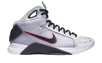 Nike Hyperdunk OG Men's Basketball Shoe White/Sport Red/Dark Obsidian