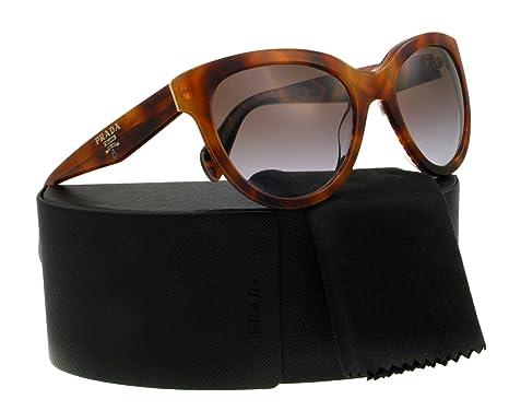 fc98130abc ... netherlands prada sunglasses pr05ps frame havana lens brown gradient  a8875 b52d8