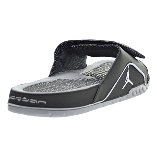 1489a99df Jordan Hydro IV Retro Men s Sandals Black Wolf Grey 532225-003 (10.5 D(M)  US)  Amazon.ca  Shoes   Handbags