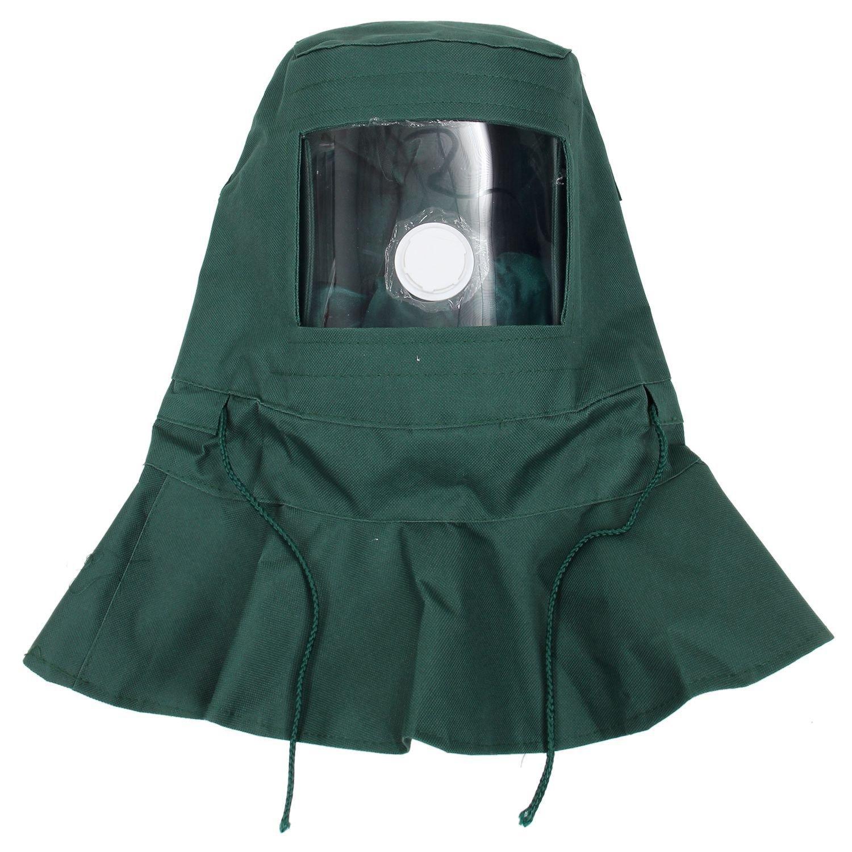 Mascara - TOOGOO(R) Mascara de herramientas anti parabrisas contra campana de chorro de arena