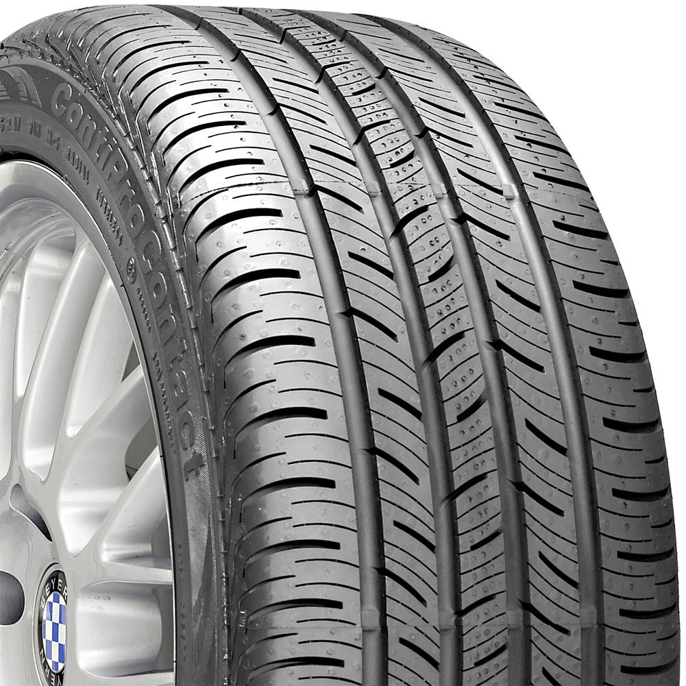 Continental ContiProContact Radial Tire - 255/40R19 100V