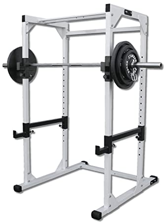 Amazoncom DF4500 Power Rack with 300 lb Olympic Weight Set