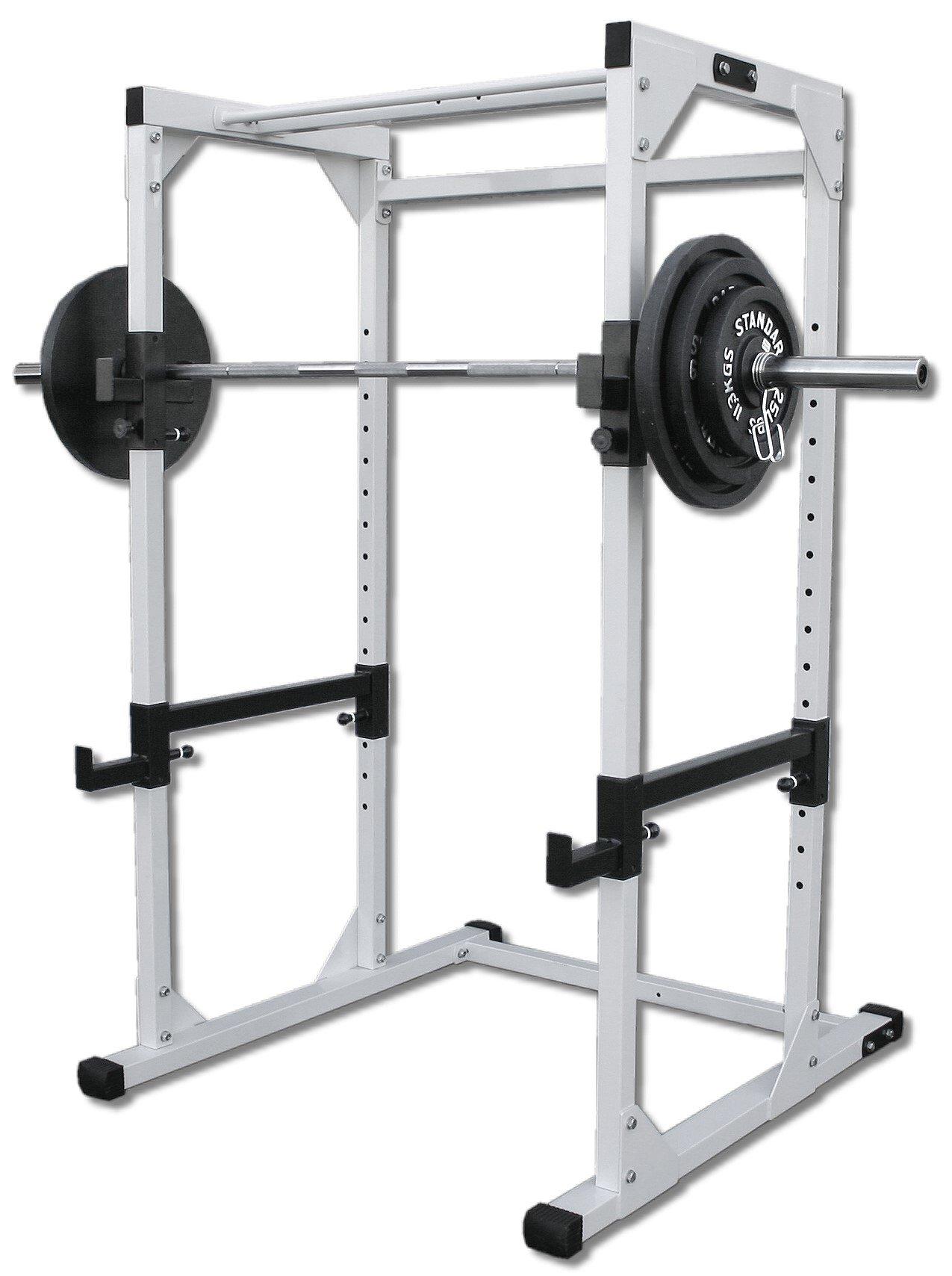 Deltech Fitness Power Rack/ Squat Rack by Deltech Fitness