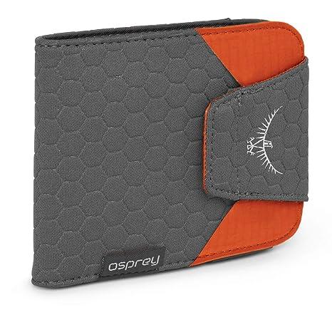 7609488b4d6b8 Osprey QuickLock RFID Wallet - Poppy Orange