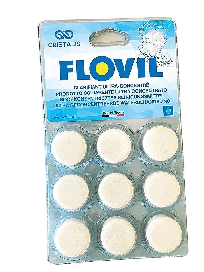 Floculante y clarificador flovil para el agua de su piscina ...