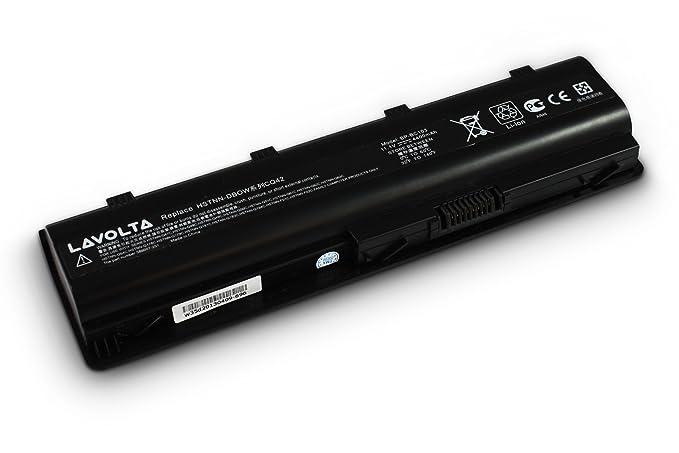 Batería Lavolta® Original para Portatil HP Compaq Presario CQ32 CQ42 CQ56 CQ57 CQ58 CQ62 CQ62 CQ72 / HP Pavilion dm4 g4 g6 g7 m6 m7 / HP G32 G42 G42T G62 ...