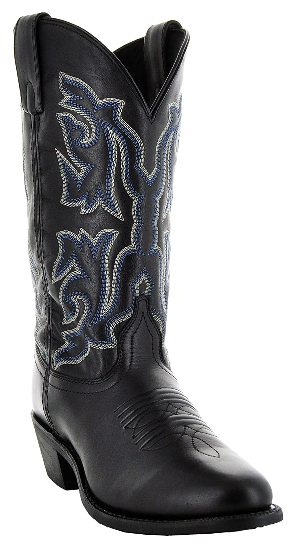 Soto Boots Monterrey Women's Cowgirl Boots by M3001 B075FZT68N 8 B(M) US|Black