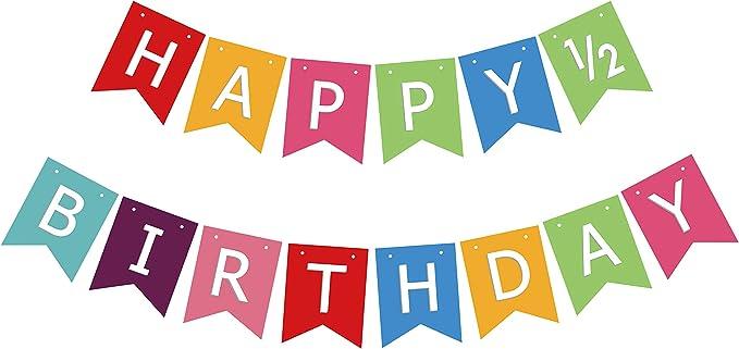 Amazon.com: Cartel de cumpleaños.: Toys & Games