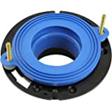 Fluidmaster 7530P8 Better Than Wax Wax-Free Toilet Bowl Gasket
