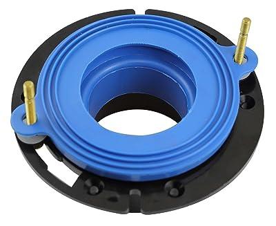 Fluidmaster 7530P8 Universal Better Than Wax Toilet Seal