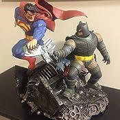 DC Collectibles The Dark Knight Returns Batman Statue Diamond Comic Distributors MAY120345 Superman vs