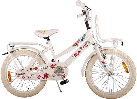 Bicicleta Niña 4 5 6 7 Años 18 Pulgadas Liberty Flowerie ...