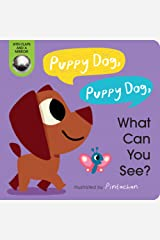 Puppy Dog, Puppy Dog, What Can You See? Board book