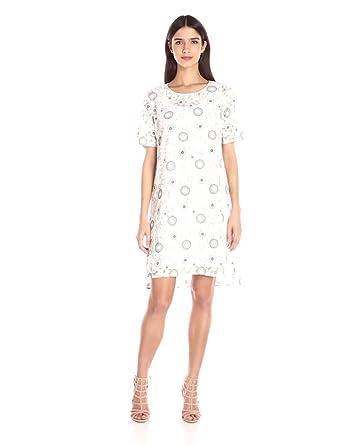 BCBGeneration Women's Black and White Tunic Dress at Amazon ...
