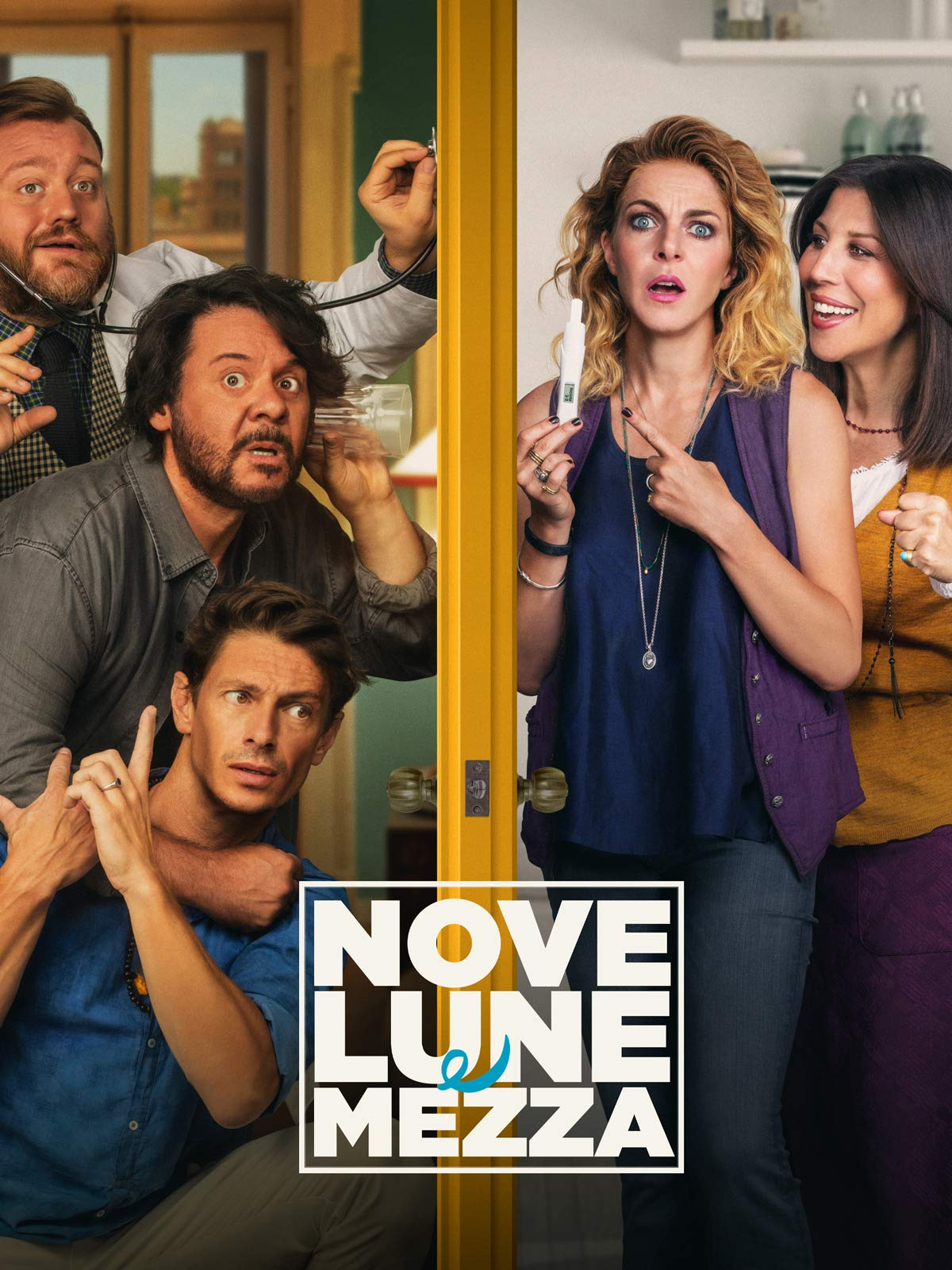 Nove lune e mezzo on Amazon Prime Video UK