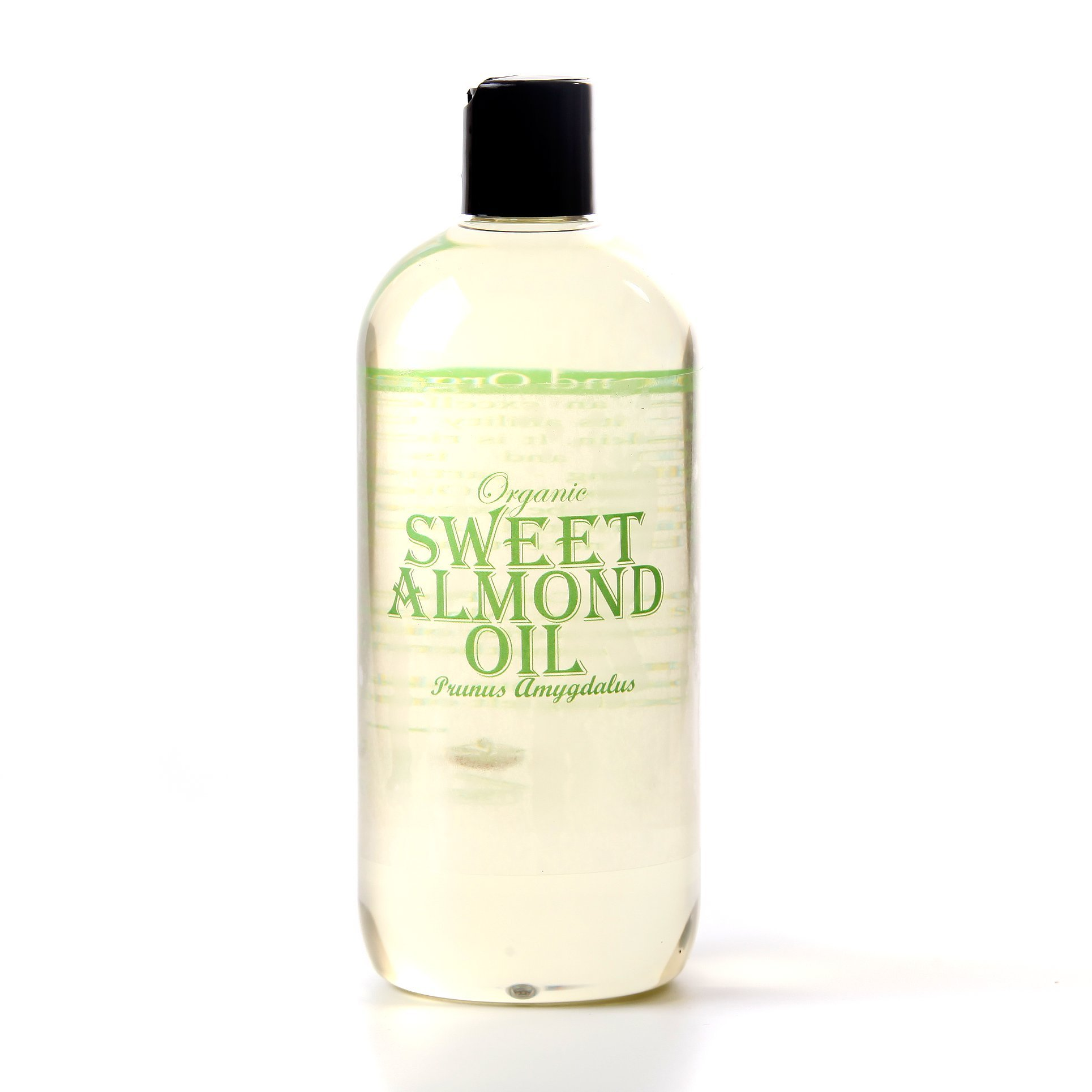 Mystic Moments | Sweet Almond Organic Carrier Oil - 500ml - 100% Pure