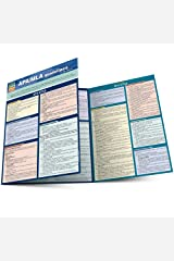 Apa/Mla Guidelines (Quick Study: Academic) Pamphlet