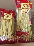 Chinese Food Dried Bean Curd Sticks Tofu Stick中国特产 大卫腐竹 精致腐竹400g