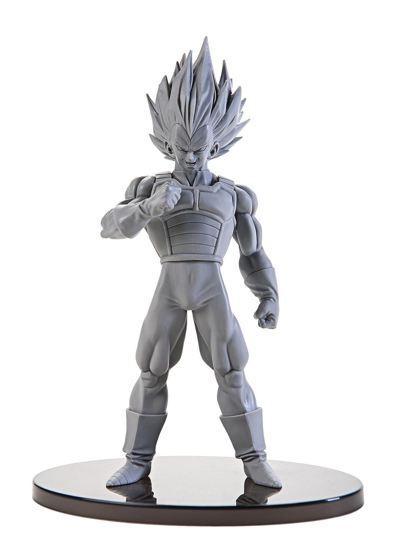 Dragon Ball Super SSJ Vegeta Grau Ver. PVC SCultures Figur